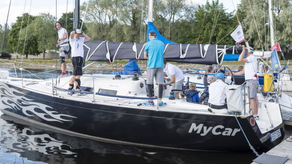 MyCar - yacht of COSCO Sailing Team | cosco.ee